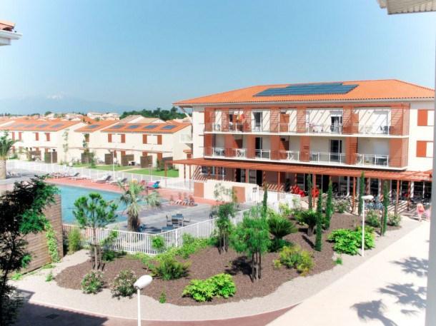 Location vacances Argelès-sur-mer -  Appartement - 8 personnes - Télévision - Photo N° 1