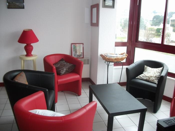 Location vacances Perros-Guirec -  Appartement - 6 personnes - Jardin - Photo N° 1