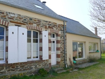 Holiday rentals Barneville-Carteret - Cottage - 12 persons - BBQ - Photo N° 1
