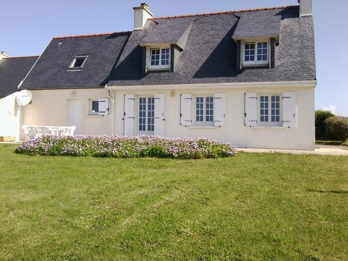 Location vacances Plozévet -  Maison - 5 personnes - Barbecue - Photo N° 1