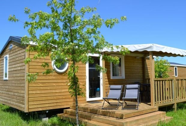 Holiday rentals Parentis-en-Born - Camping - 4 persons - Outdoor games - Photo N° 1