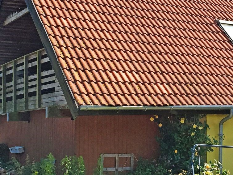 Appartement pour 1 personnes à Åkirkeby