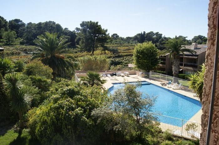 Appartement pour 6 pers. avec piscine, Le Pradet