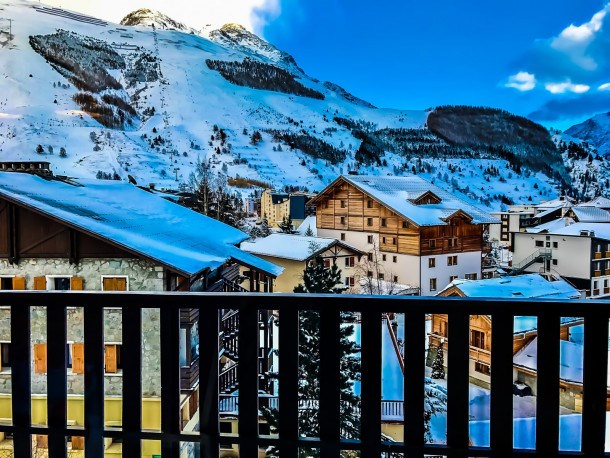 Location vacances Les Deux Alpes -  Appartement - 6 personnes - Télévision - Photo N° 1