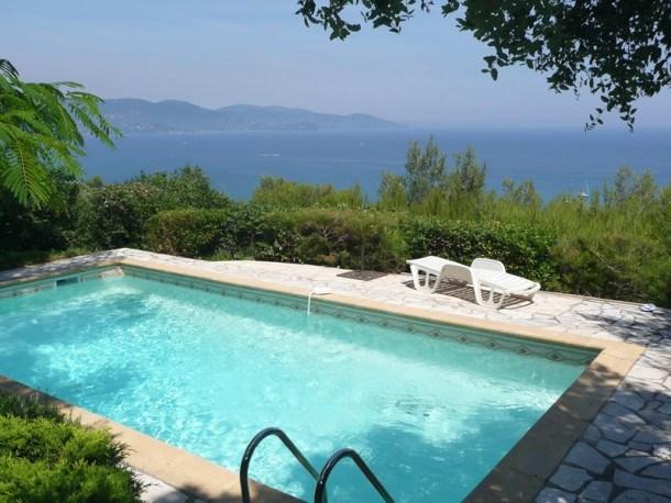 Location vacances Bormes-les-Mimosas -  Maison - 8 personnes - Télévision - Photo N° 1