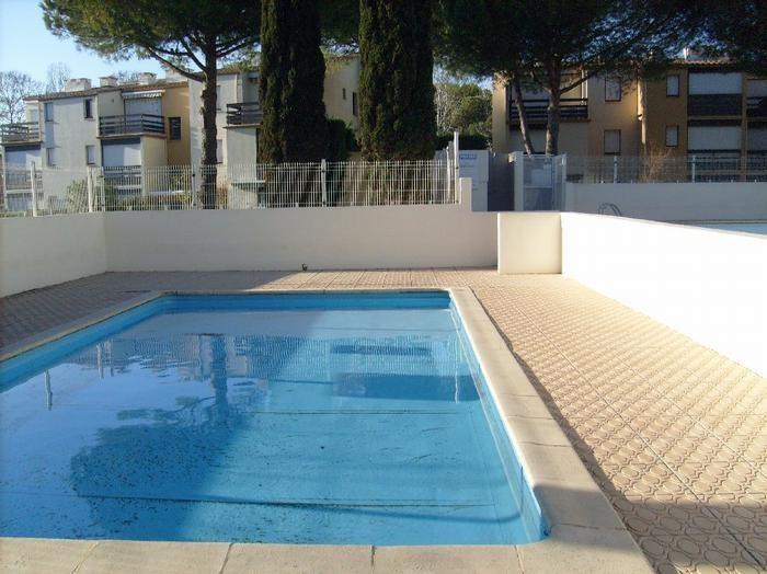 Appartement pour 5 pers. avec piscine, Agde