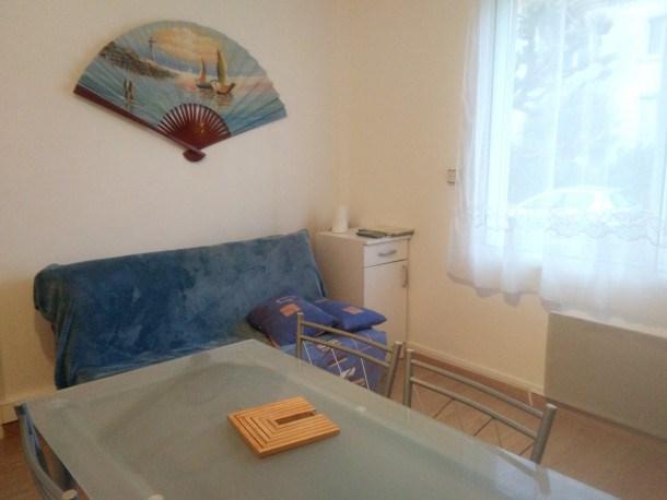 Location vacances Jonzac -  Appartement - 4 personnes - Table de ping-pong - Photo N° 1
