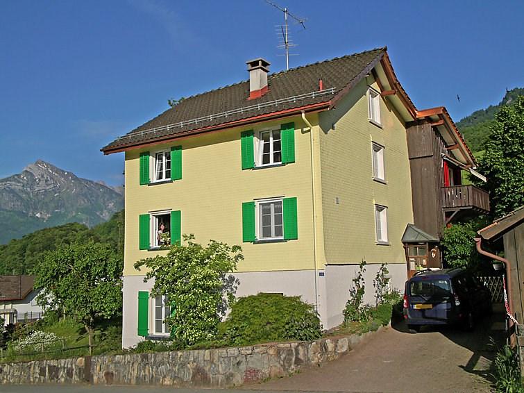 Appartement pour 4 personnes à Unterterzen