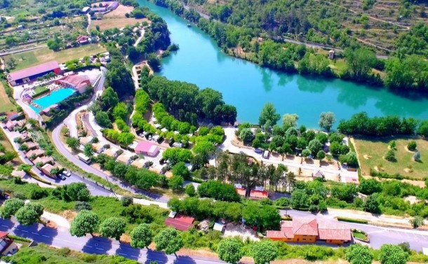 Location vacances Saint-Rome-de-Tarn -  Maison - 6 personnes - Table de ping-pong - Photo N° 1