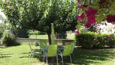 Gite le Claudou - Berrias-et-Casteljau