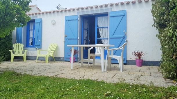 Location vacances Noirmoutier-en-l'Île -  Maison - 4 personnes - Télévision - Photo N° 1