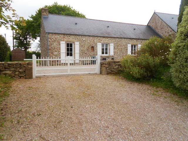 Gîte de campagne du Cotentin, proche mer, pour 6 personnes, entièrement équipé.