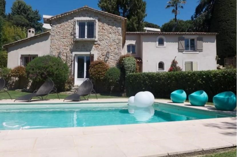 Location vacances Cannes -  Maison - 12 personnes - Barbecue - Photo N° 1