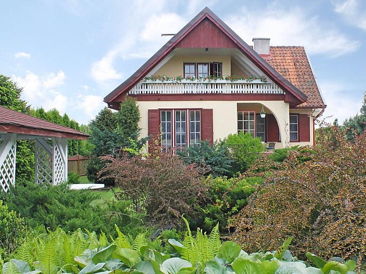 Maison pour 4 personnes à Ogonki