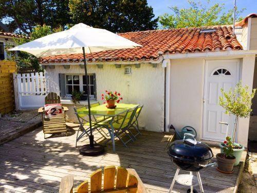 Location vacances La Tranche-sur-Mer -  Maison - 6 personnes - Barbecue - Photo N° 1