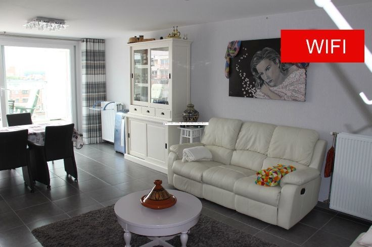 Nieuwbouw–Zuidgericht–Wifi–Strand 50m–Dig.TV–Comfort–Garage