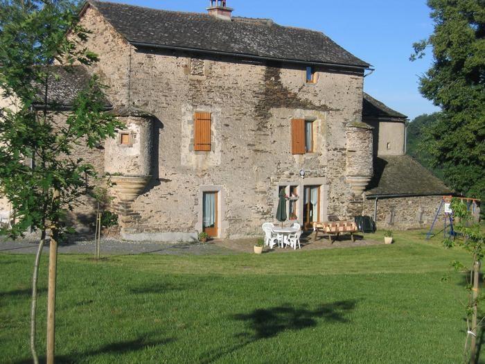 Location vacances Comps-la-Grand-Ville -  Maison - 9 personnes - Barbecue - Photo N° 1