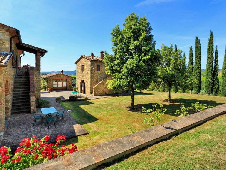 Appartement pour 6 personnes à Monte San Savino