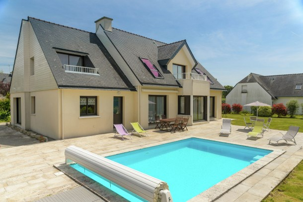 Location vacances Concarneau -  Maison - 14 personnes - Barbecue - Photo N° 1