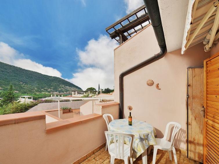 Appartement pour 2 personnes à Nisporto