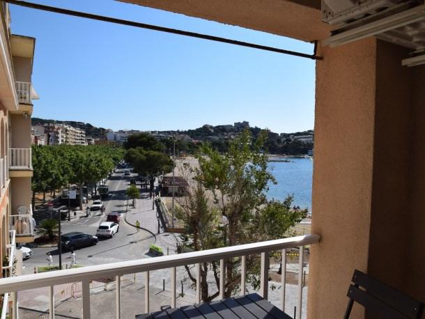 Location vacances Sant Feliu de Guíxols -  Appartement - 3 personnes - Télévision - Photo N° 1