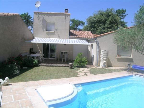 Location vacances La Tremblade -  Maison - 7 personnes - Terrasse - Photo N° 1