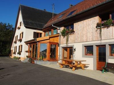 Location vacances Soultzeren -  Gite - 4 personnes - Barbecue - Photo N° 1