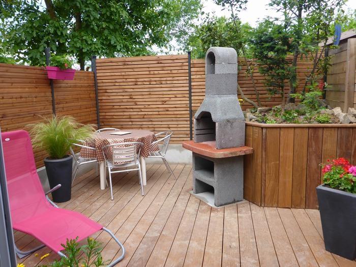 Location vacances Saint-Nazaire -  Appartement - 4 personnes - Barbecue - Photo N° 1