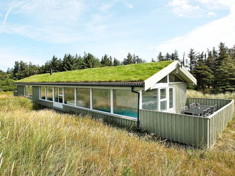 Maison pour 12 à Løkken