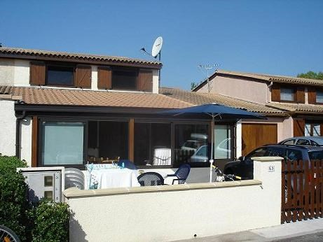 Location vacances Portiragnes -  Maison - 6 personnes -  - Photo N° 1