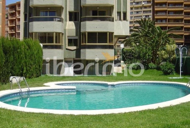 Location vacances Benidorm -  Appartement - 5 personnes - Ascenseur - Photo N° 1