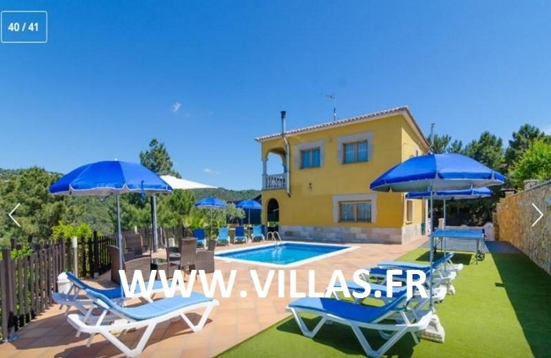 Villa  pour 10 personne(s)
