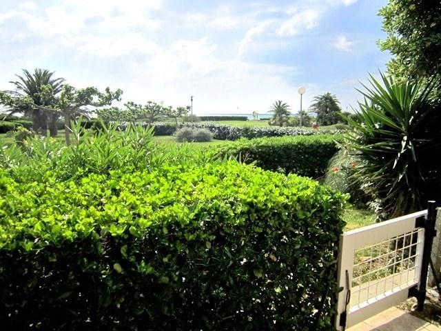 Location vacances Canet-en-Roussillon -  Appartement - 4 personnes - Jardin - Photo N° 1