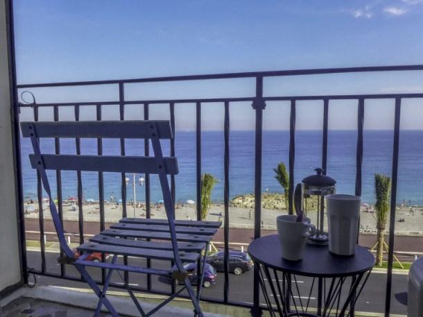 Location vacances Nice -  Appartement - 4 personnes - Lecteur DVD - Photo N° 1