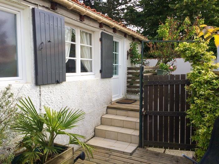 Maison pour 4 pers. avec internet, La Tranche-sur-Mer