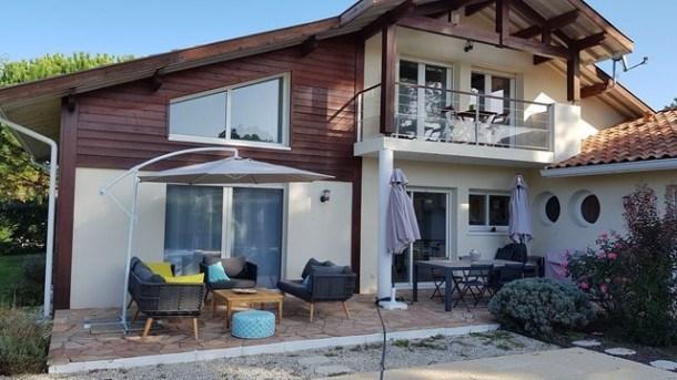Location vacances Léon -  Maison - 9 personnes - Barbecue - Photo N° 1
