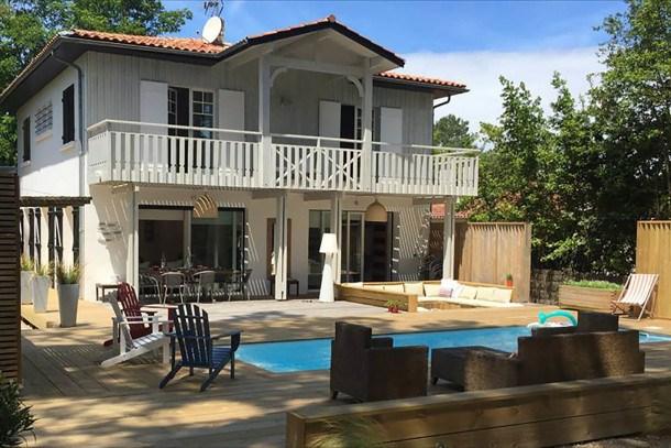 Location vacances Lège-Cap-Ferret -  Maison - 14 personnes - Table de ping-pong - Photo N° 1