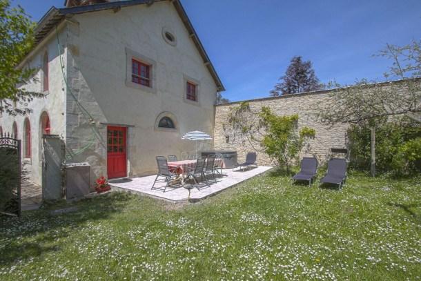 Location vacances Le Manoir -  Maison - 10 personnes - Barbecue - Photo N° 1