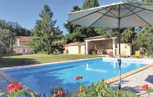 Location vacances Montségur-sur-Lauzon -  Maison - 8 personnes - Jardin - Photo N° 1
