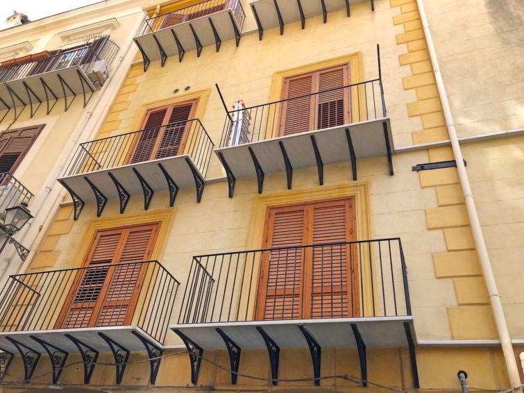 Appartement pour 4 à Palermo