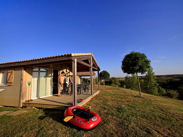 Location vacances Monclar-de-Quercy -  Maison - 4 personnes -  - Photo N° 1