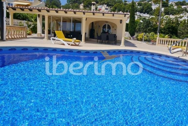 Villa avec piscine à Moraira pour 8 personnes - 5 chambres