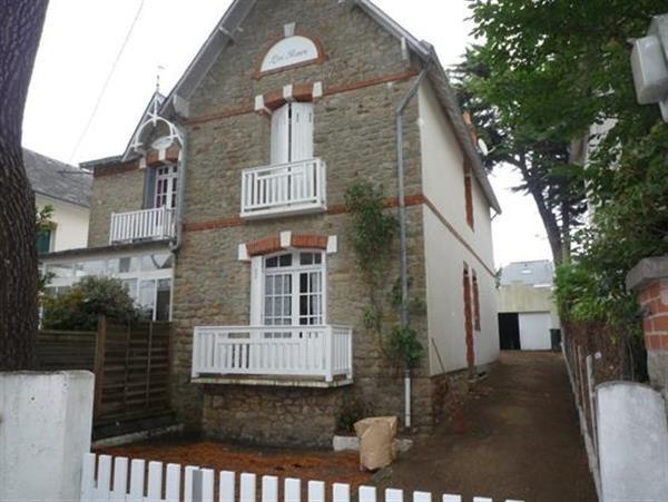 Location vacances La Baule-Escoublac -  Maison - 6 personnes - Terrasse - Photo N° 1