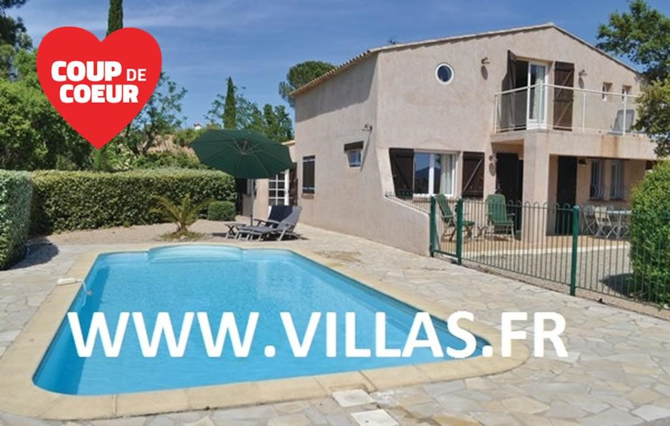 Holiday rentals Roquebrune-sur-Argens - House - 6 persons - BBQ - Photo N° 1
