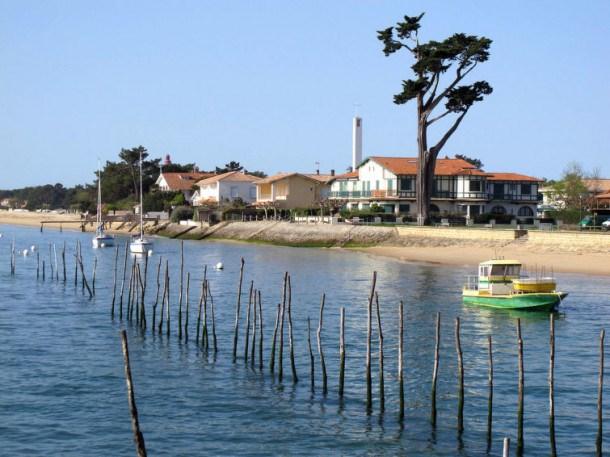 Location vacances Lège-Cap-Ferret -  Appartement - 2 personnes - Télévision - Photo N° 1
