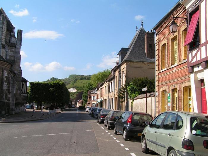 La rue Saint-Jacques