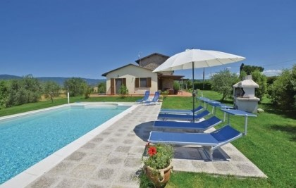 Location vacances Cortona -  Maison - 8 personnes - Barbecue - Photo N° 1