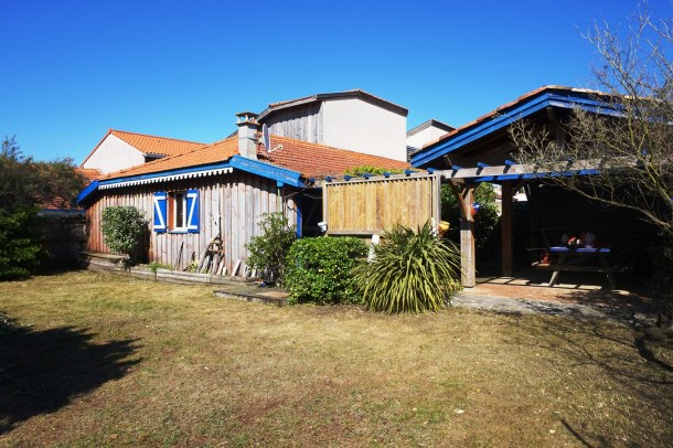 Location vacances Biscarrosse -  Maison - 5 personnes - Barbecue - Photo N° 1
