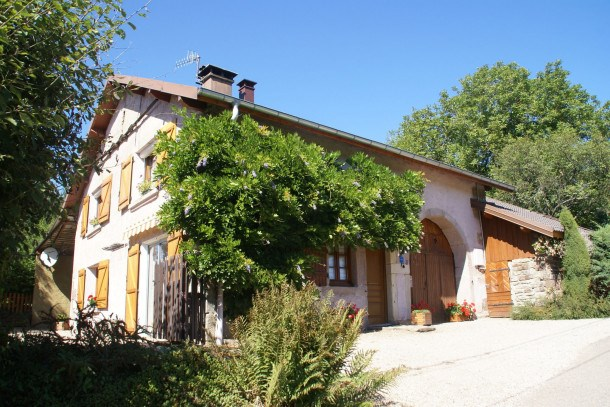 Location vacances La Chapelle-aux-Bois -  Maison - 5 personnes - Lecteur DVD - Photo N° 1