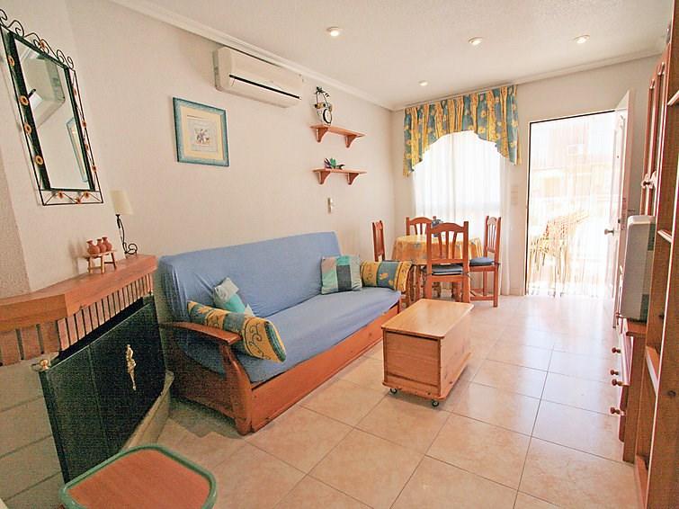 Studio pour 3 personnes à Santa Pola